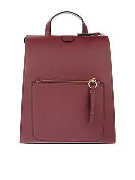 accessorize-milanbspfauxnbspleather-backpack-burgundy
