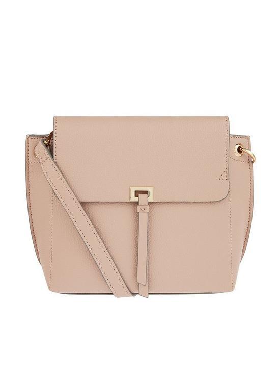 c81dc8fba6d3 Accessorize Aubrey Crossbody Bag - Pink