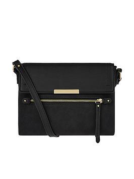 971d6f621 Accessorize Marose Goldo Handheld Bag - Black | Accessorize - When