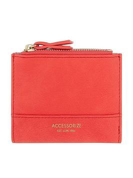 accessorize-bella-wallet-purse-rednbsp