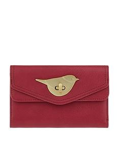 accessorize-chester-chubby-bird-wallet-purse-red