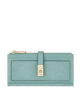 accessorize-soft-double-flap-wallet-purse-duck-egg-bluenbsp