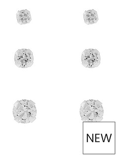 accessorize-accessorize-sterling-crystal-3x-plain-crystal-stud-set