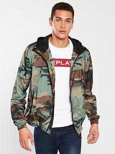 replay-camo-hooded-nylon-jacket
