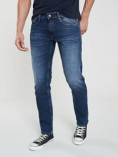 0477ac6477e7 Replay Rob Relaxed Tapered Fit Jeans
