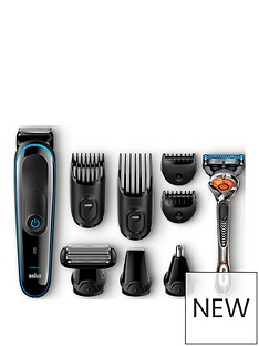 Braun Multi Groom 9in1 Face and Head