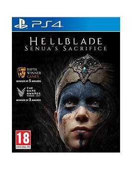 Playstation 4 Hellblade: Senua'S Sacrifice