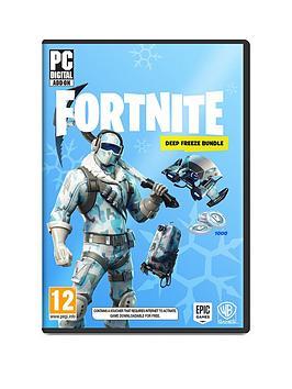Pc Games Fortnite Deep Freeze - Pc
