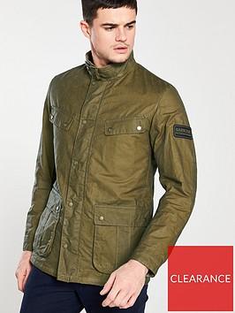 barbour-international-lightweight-duke-wax-jacket-sand