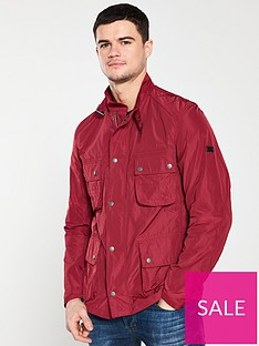 barbour-international-weir-casual-jacket-red