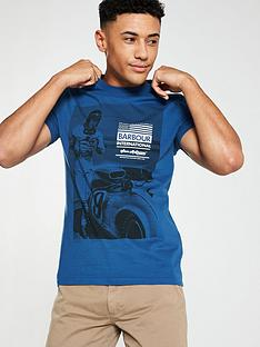 barbour-international-steve-mcqueen-le-mans-tee-blue