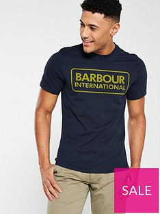 d156eeed Barbour international | T-shirts & polos | Men | www.very.co.uk