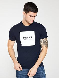 barbour-international-block-logo-t-shirt-navy