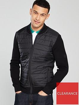 barbour-international-baffle-zip-through-jacket-black
