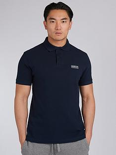 barbour-international-barbour-international-essential-logo-polo-shirt-navy