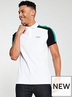barbour-international-electro-polo-shirt-white