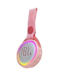 JBL JR POP Children's Bluetooth Speaker - Pink