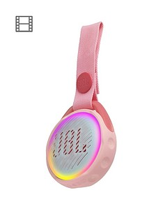 JBL JR POP Children's Bluetooth Speaker - Pink