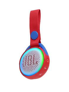 JBL JR POP Children's Bluetooth Speaker - Red