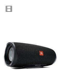 JBL Charge 4 Bluetooth Wireless Speaker - Black