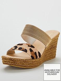 carvela-comfort-sybil-wedge-sandals-gold