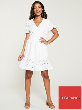 v-by-very-broderie-flippy-hem-dress-white