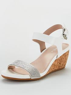 carvela-mid-heel-wedge-sandals-white