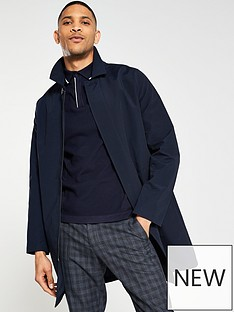 river-island-navy-single-button-mac