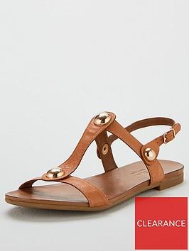 carvela-comfort-saz-flat-sandals-tan