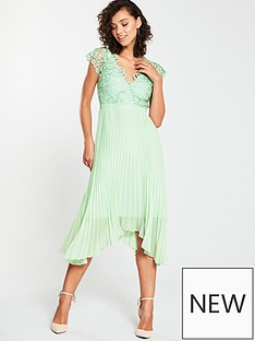 v-by-very-bridesmaidnbsplace-top-pleated-prom-dress-waterlily
