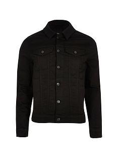 river-island-big-tall-muscle-fit-denim-jacket