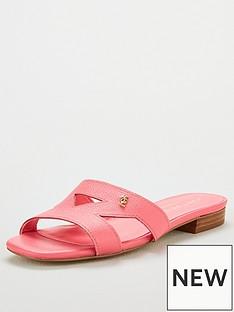 kurt-geiger-london-odina-flat-cut-out-sandals-pink