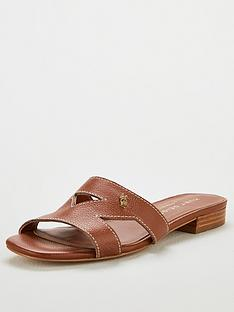 kurt-geiger-london-odina-flat-cut-outnbspsandals-brown