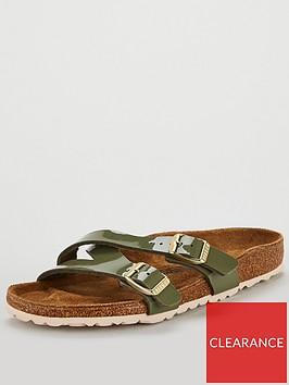 birkenstock-yao-balance-fit-flat-sandals-khaki