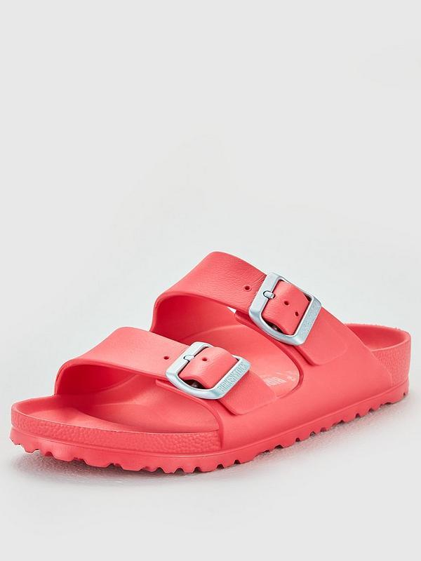 Arizona Lightweight EVA Fit Flat Sandals Coral
