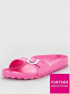 birkenstock-madrid-lightweight-eva-fit-flat-sandals-neon-pink
