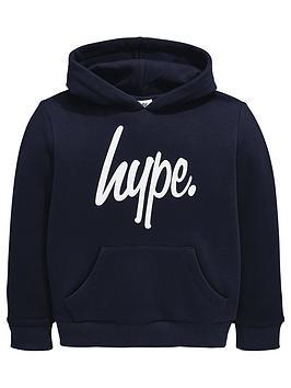 hype-boys-core-script-overhead-hoodie-navy