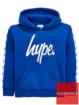 hype-boys-taped-overheadnbsphoodienbsp--blue