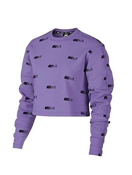 nike-sportswear-air-aopnbspcrew-sweat-purplenbsp