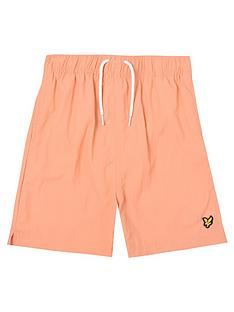 lyle-scott-boys-classic-swim-shorts-orange