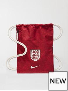 pretty nice 65e18 1f2f5 Nike England Gym Sack - Red
