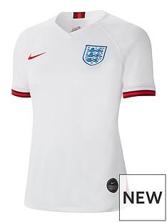 2e3a6e84894e93 Nike Nike Women s England 19 20 Home Short Sleeved Shirt