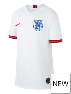 4f74536d3 Nike Nike Youth England Home Short Sleeved Shirt