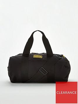 barbour-international-ripstop-barrel-bag