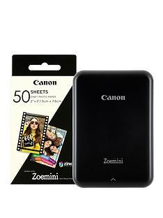 canon-zoemini-slim-body-pocket-sized-photo-printer-with-optional-30-or-60-prints-black