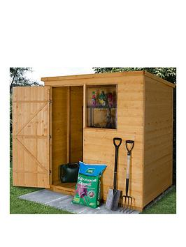 forest-6-x-4ft-premium-shiplap-pent-shed-with-1-window