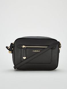 5e407d610 Carvela Mia2 Cross Body Bag - Black