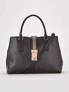 carvela-chrissy-black-chain-tote-bag-black