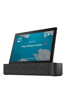 lenovo-tab-p10-10-inch-32gb-fhd-tablet-amp-alexa-smart-speaker
