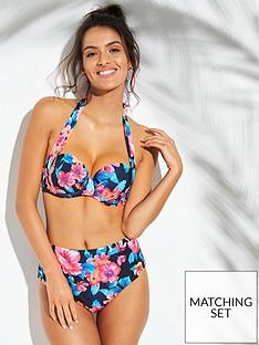 boux-avenue-menorca-bright-floral-print-sling-bikini-top-multi